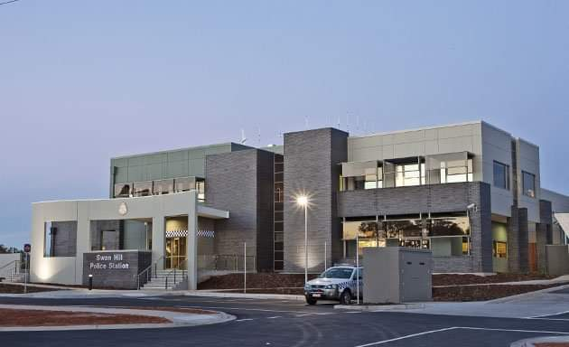 Swan Hill Police Station 1